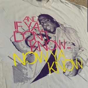 Vintage Notorious B.I.G. tee